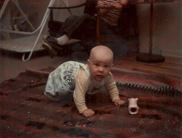 Baby Joel Barrett