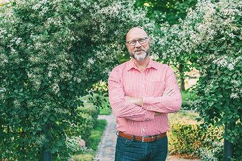 Joel Barrett LGBTQ Writer, Speaker, Mentor