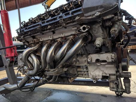 E36 M54 Intake, Exhaust & Fuel