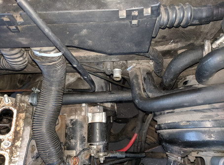 E34 S52 Cooling, P/S & A/C