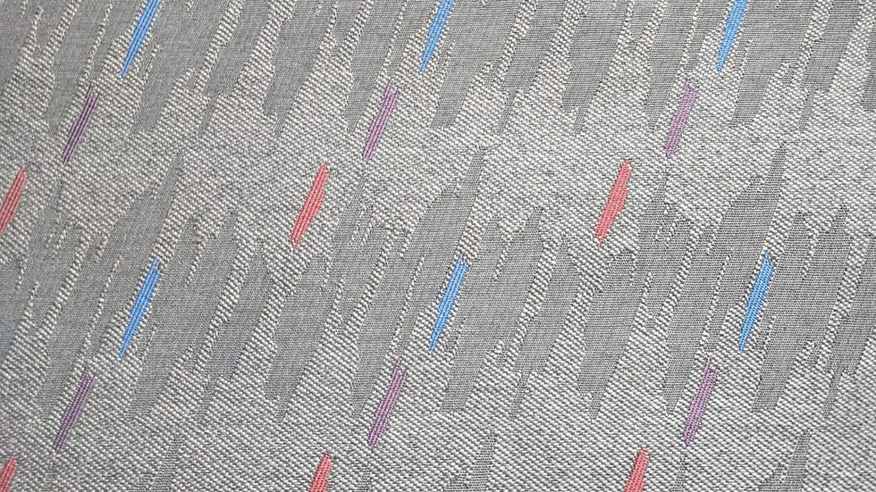 Gray M Hurricane Fabric