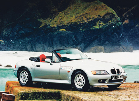 A Brief History of the BMW Z3