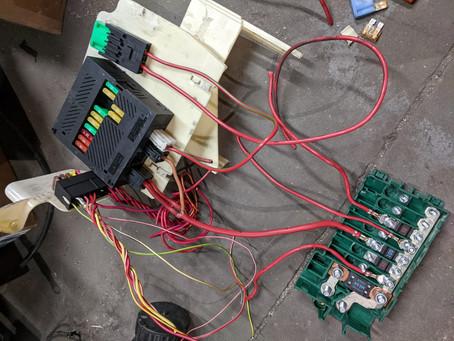 N62 Z3 Part 4: More Wiring & Fuses