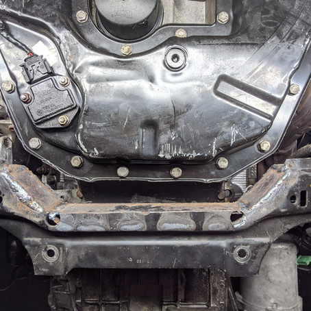 N62 Z3 Part 11: Fabrication (Subframe)