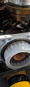 Refreshing engine - Rear main seal install