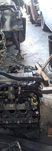 Preparing to install engine