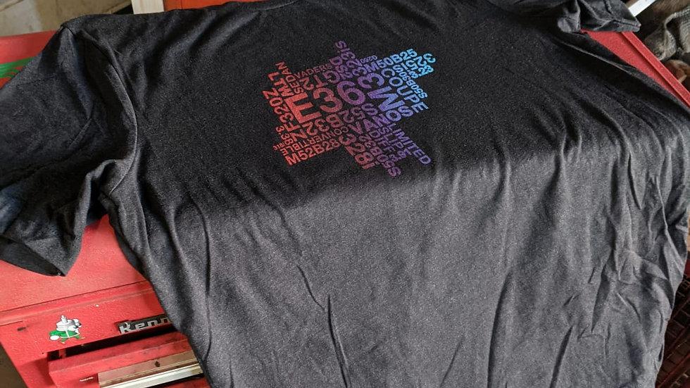 E36 Gradient T-Shirt