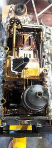 Refreshing engine - Oil pan gaskets