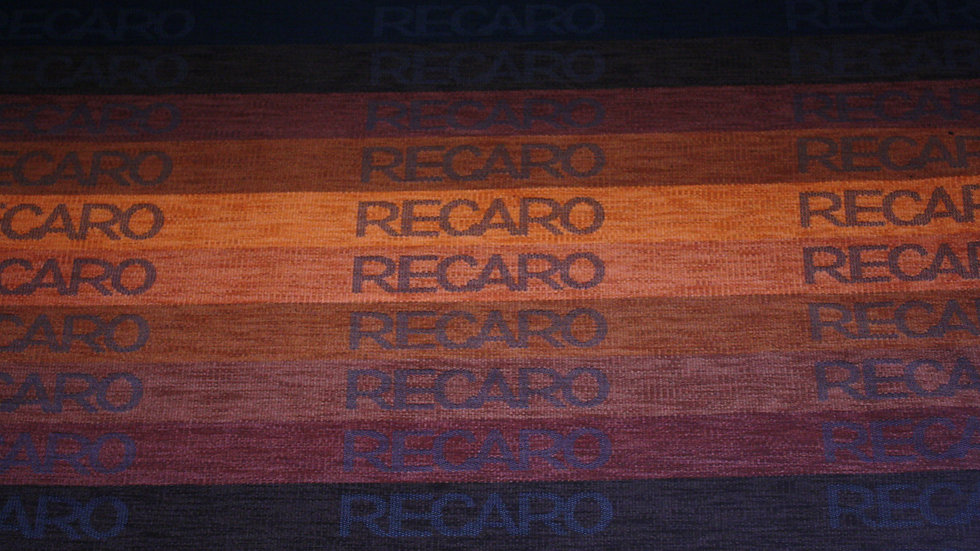 Recaro Orange Spectrum