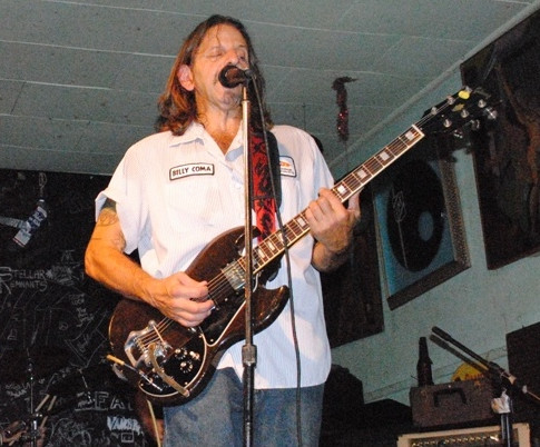 Billy Coma Band.Wayout Club 2011 STL
