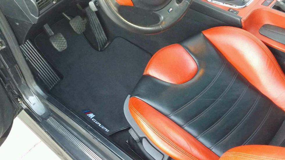 BMW Z3 M Floormats