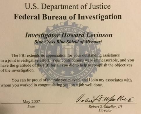 Forensic Fraud Case 2007
