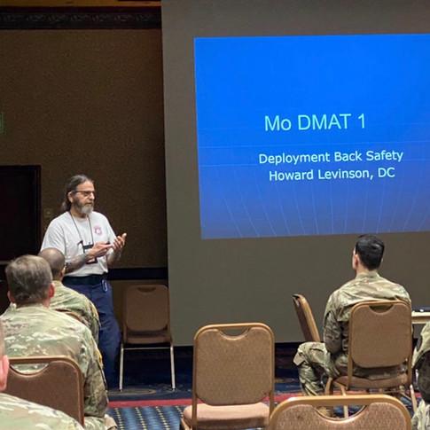 Covid Deployment Training 2019