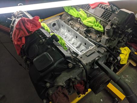 N62 Z3 Part 12: Engine Refresh (Gaskets)