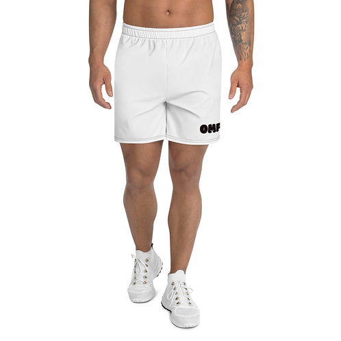 One More Fitness Men's Athletic Long Shorts