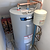 Hot water tank replacement