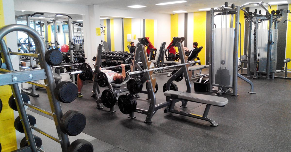 WEIGHTS & CABLE AREA