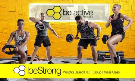 Be Strong | HIIT Classes