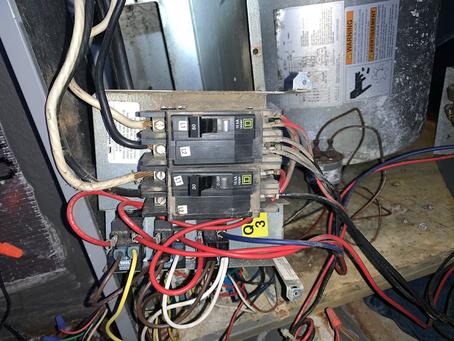 Heating preventive maintenance
