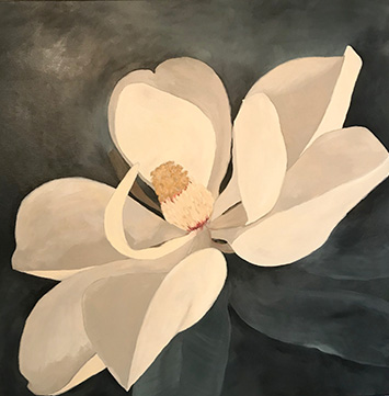 magnolia_in oil