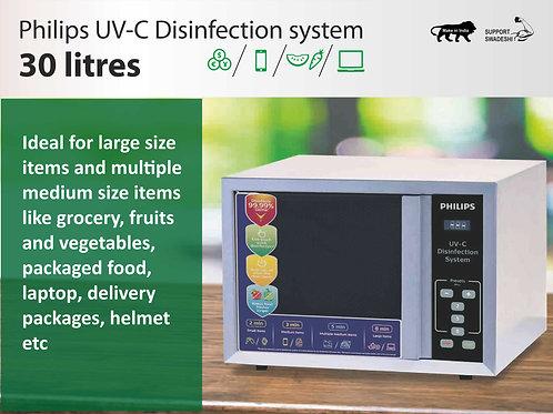 Philips UV-C Disinfection Oven - 30 Litre
