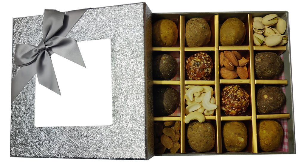 Millet Sweets and Ladoos_ Srika