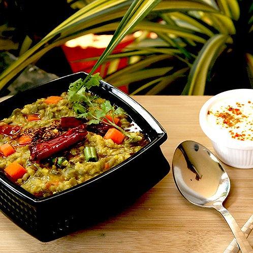 Millet Kichadi Mix - Srika Health Ready to cook meals