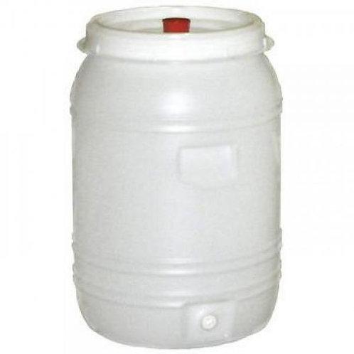 Depósito fermentador con tapa