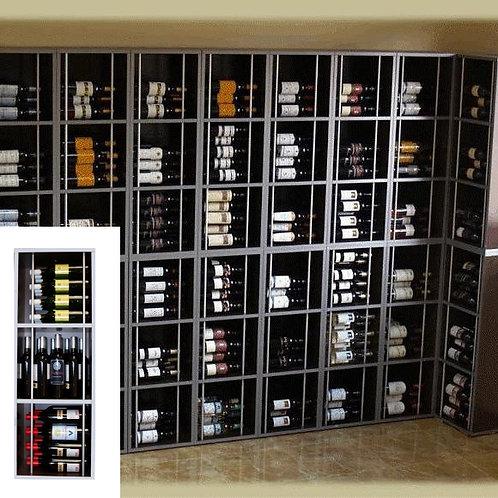 Estantería para vino MODELO Malvasia modular 36 botellas