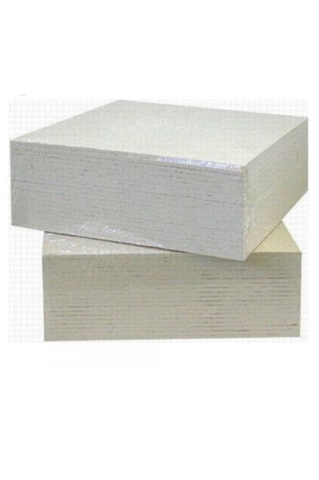 Placa carton 40x40 Debastadora