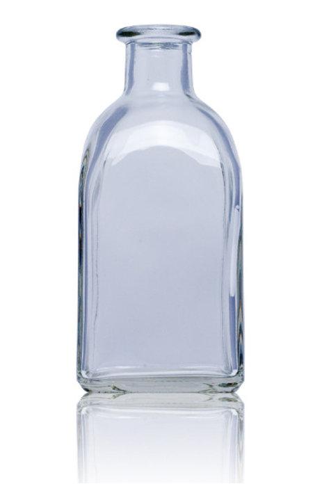 Botella de vidrio frasca 250ml