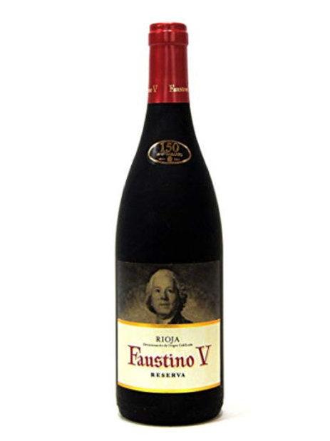 Faustino V Rioja reserva 2010