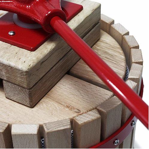 Tabla de madera para capachos