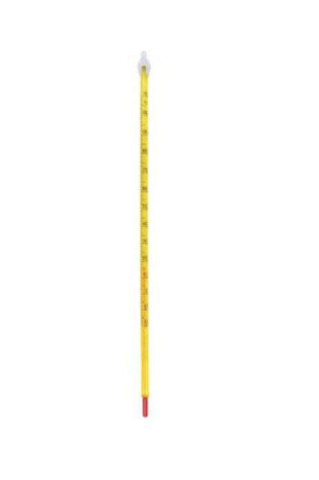 Termómetro de alcohol 20 a 100º