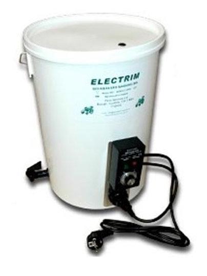 Caldero de plástico SIN termostato (25L)