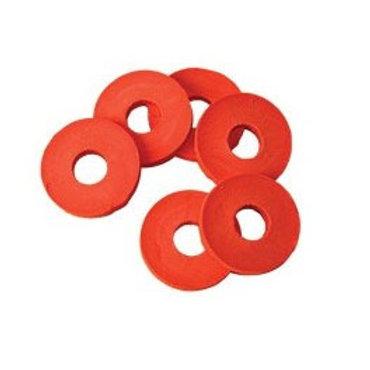 Arandela de goma tapón mecánico (25 unidades)
