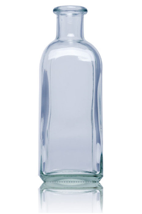 Botella de vidrio frasca 500ml