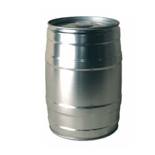 Lata para cerveza (5L) + tapón reutilizable