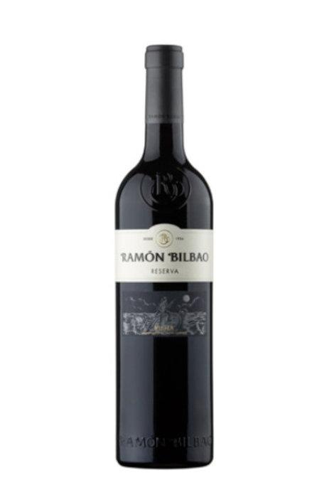 Ramon Bilbao reserva 2015