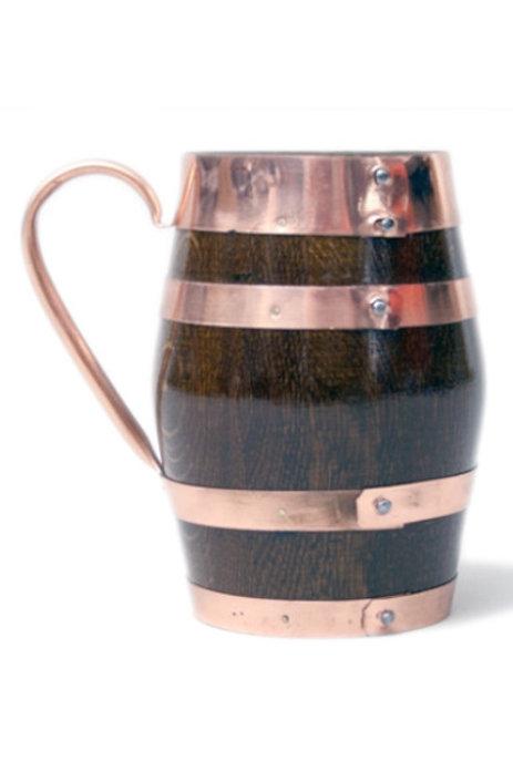 Jarra de vino madera roble americano