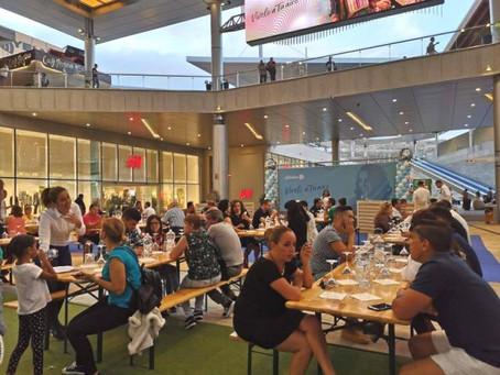 Celebración del Oktoberfest Centro Comercial Los Alisios