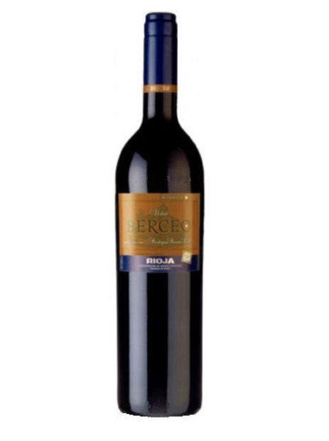 Viña berceo Rioja crianza 2006