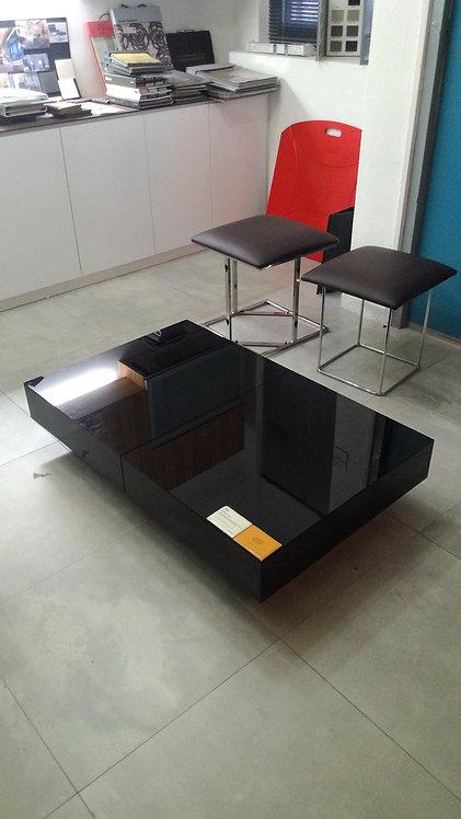 Box Coffee Table Display