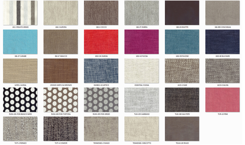 Category 3 Fabric