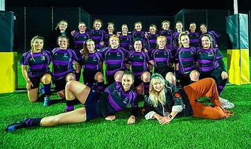 Portsmouth Women's Rugby Team (UPWRFC)