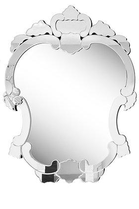 Зеркало фигурное с фацетом