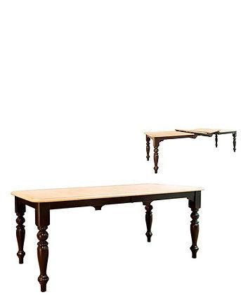 Большой обеденный раскладной стол