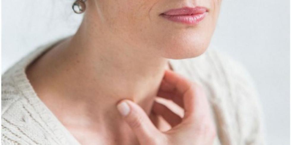 Naturopathie & Thyroïde : Connaitre et comprendre cet organe pour agir naturellement.