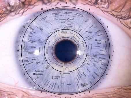 Qu'est ce que l'iridologie ?