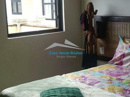 Apartamentos com 1 quarto à venda em Armação dos Búzios/RJ